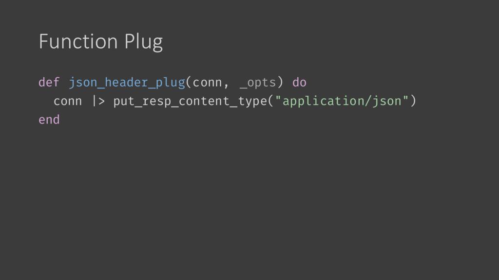 Function Plug def json_header_plug(conn, _opts)...