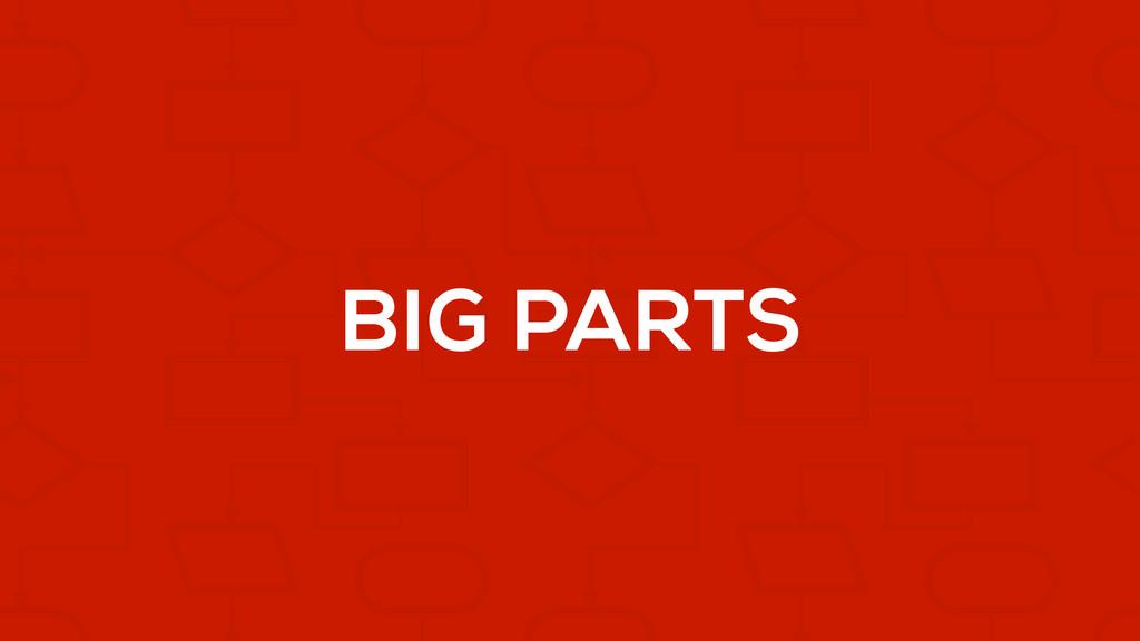 BIG PARTS