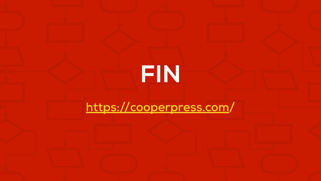 FIN https://cooperpress.com/