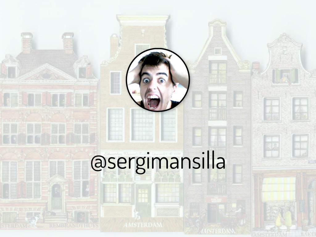 @sergimansilla