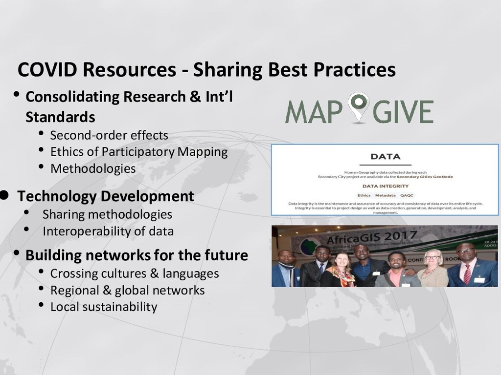 COVID Resources - Sharing Best Practices • Cons...