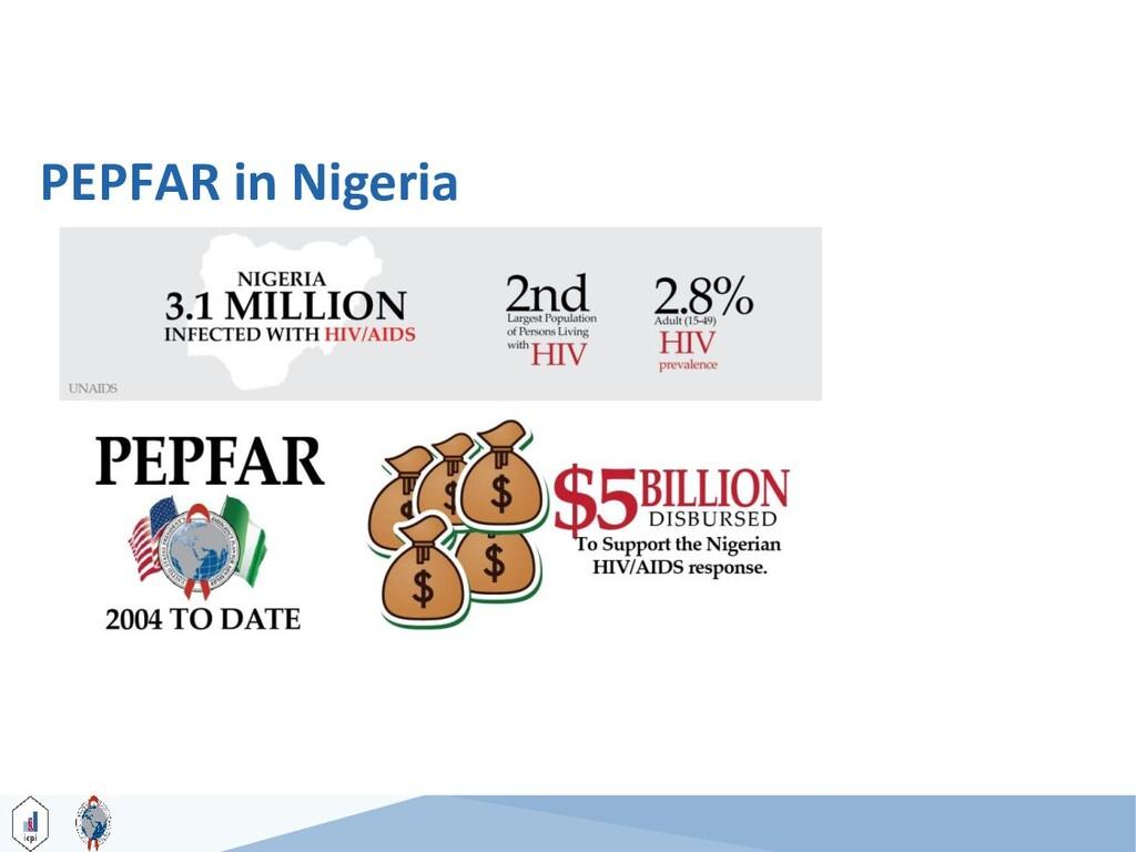 PEPFAR in Nigeria 27