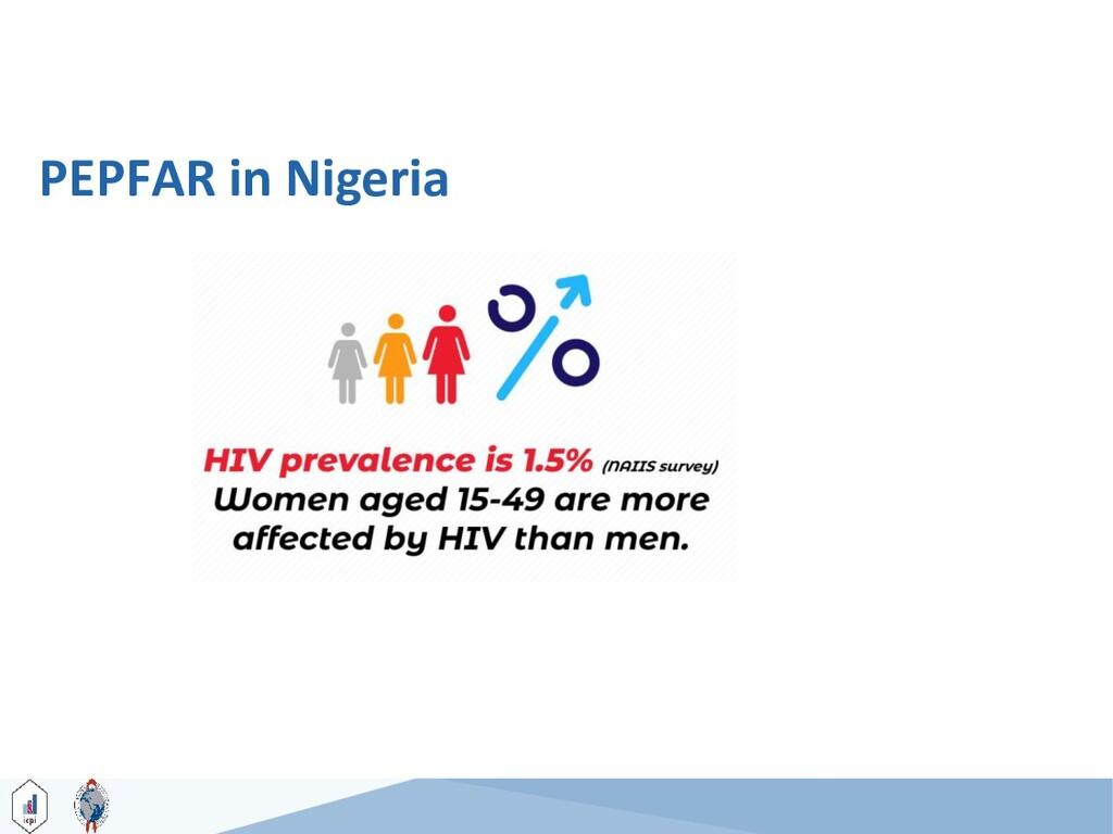 PEPFAR in Nigeria 28