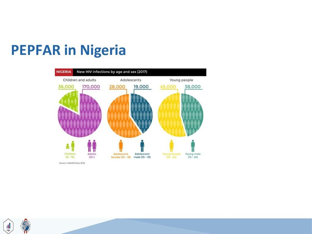 PEPFAR in Nigeria 29