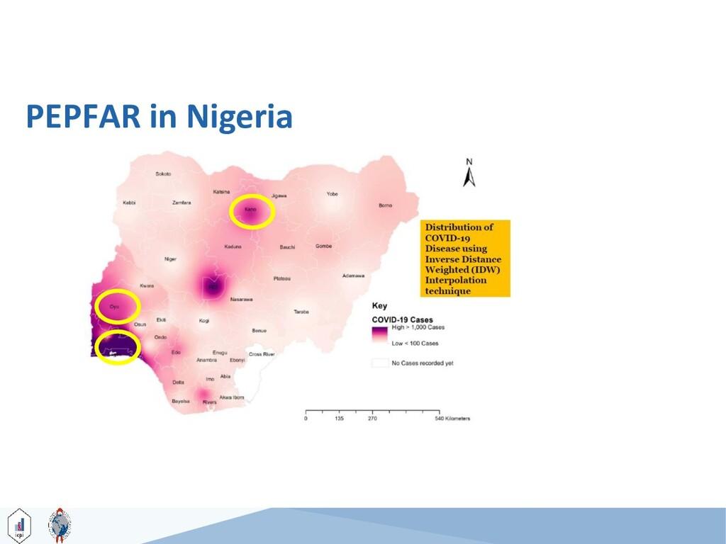 PEPFAR in Nigeria 33