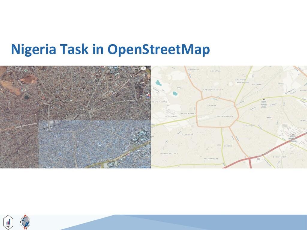 Nigeria Task in OpenStreetMap 38