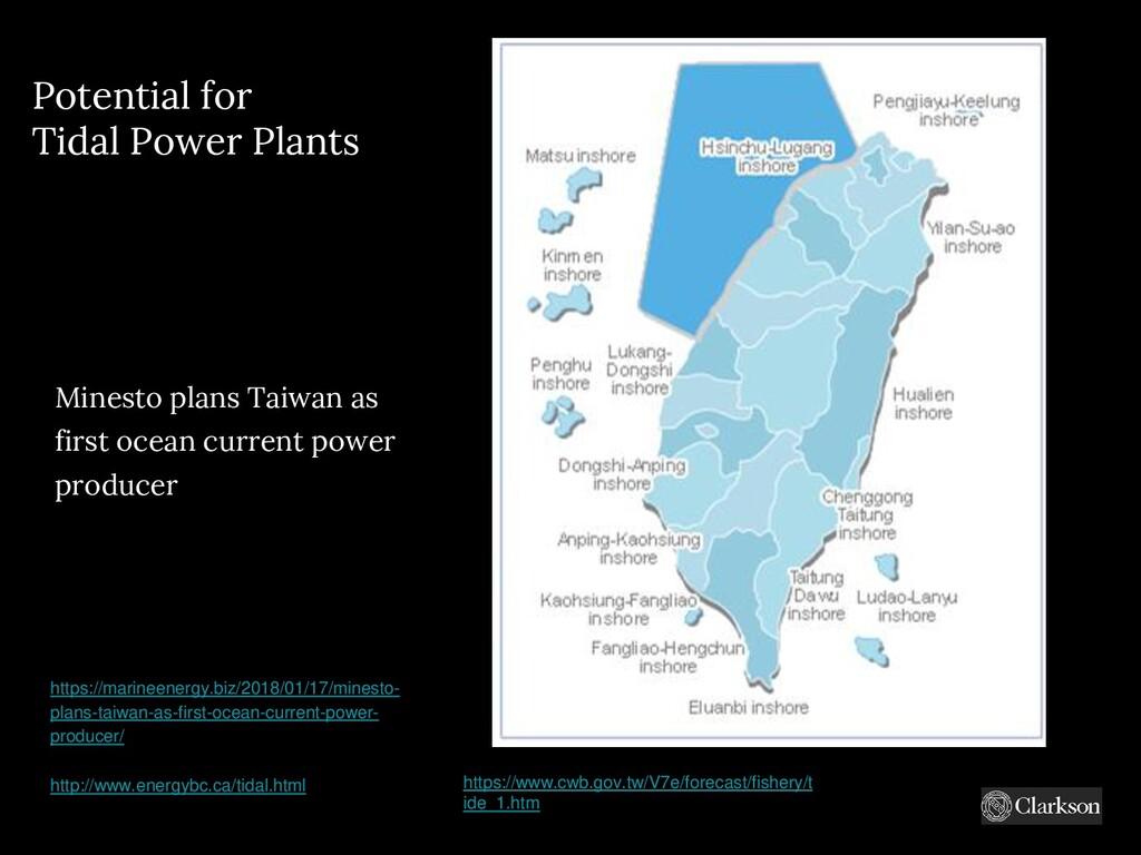 Potential for Tidal Power Plants https://marine...