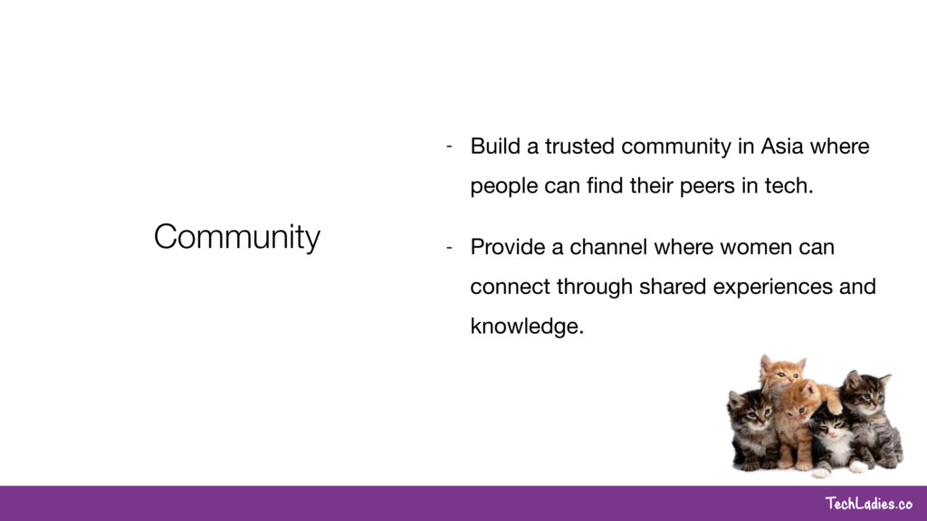 TechLadies.co Community - Build a trusted commu...