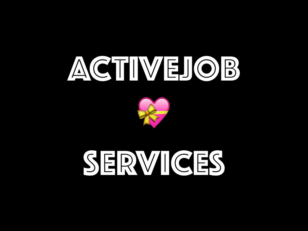 ACTIVEJOB