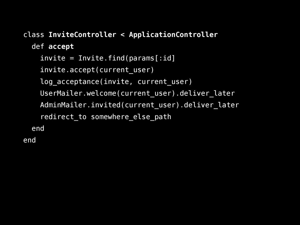 class InviteController < ApplicationController ...