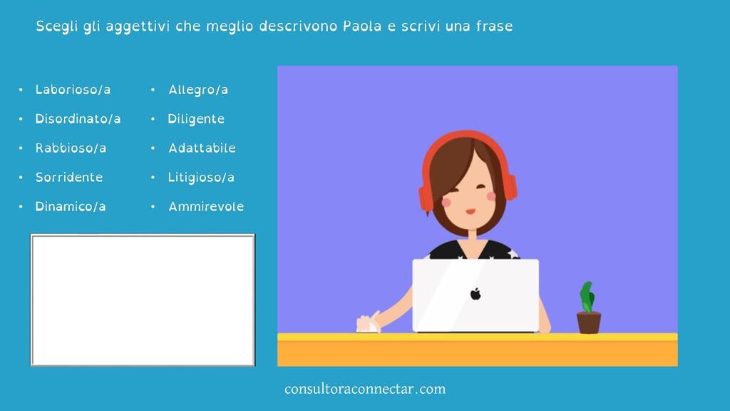 consultoraconnectar.com • • • • • • • • • •