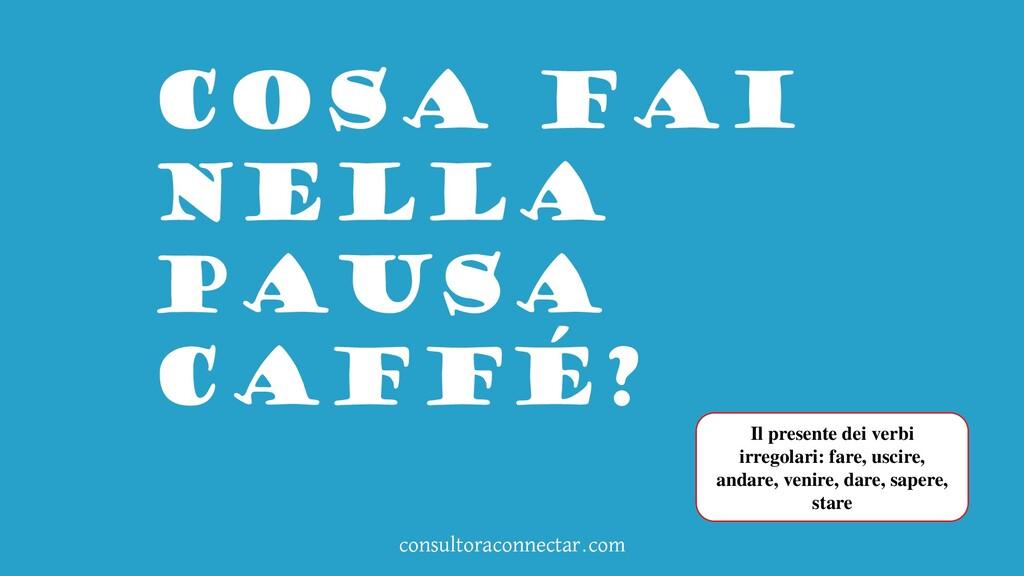 consultoraconnectar.com COSA FAI nella pausa ca...