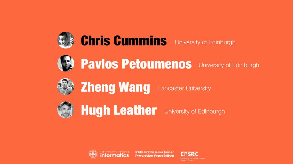 Chris Cummins Lancaster University University o...
