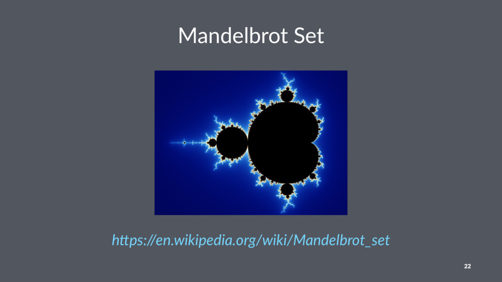 "Mandelbrot Set h""ps://en.wikipedia.org/wiki/Man..."