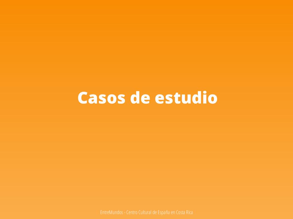 EntreMundos - Centro Cultural de España en Cost...