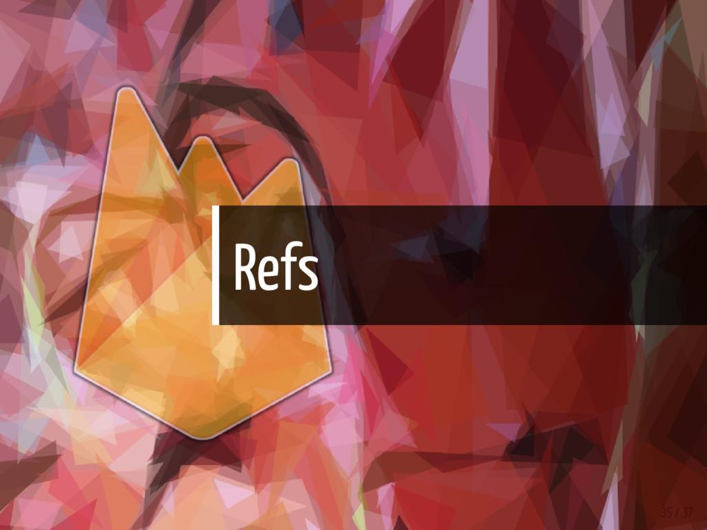 Refs 35 / 37