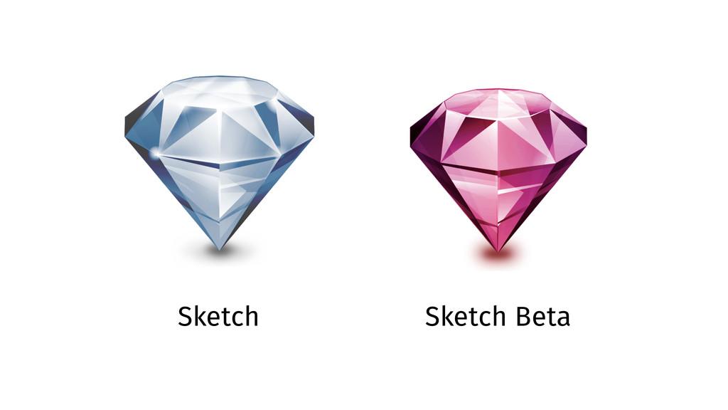 Sketch Sketch Beta