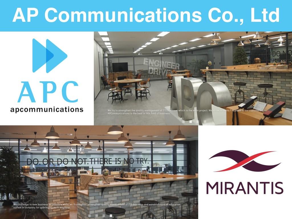 AP Communications Co., Ltd