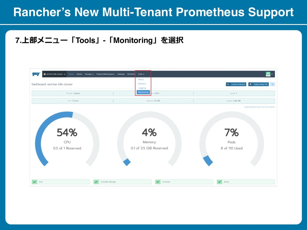 7. Tools-Monitoring  Rancher's New M...
