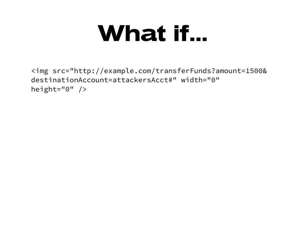 """What if... <img src=""""http://example.com/transfe..."""