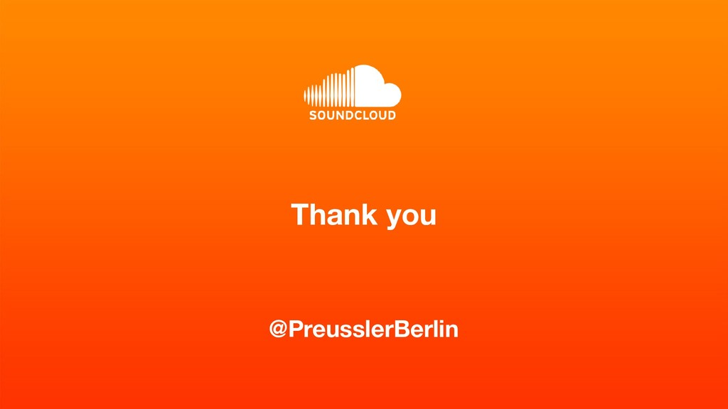 Thank you @PreusslerBerlin