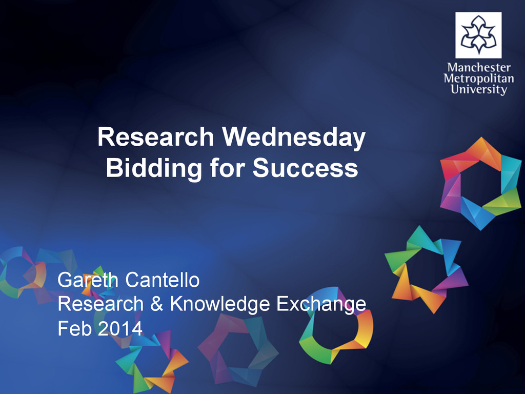 <body text>  Research Wednesday Bidding f...
