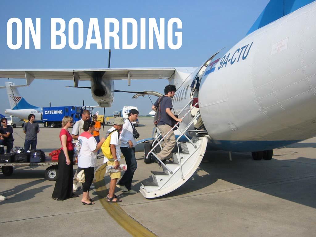 On Boarding