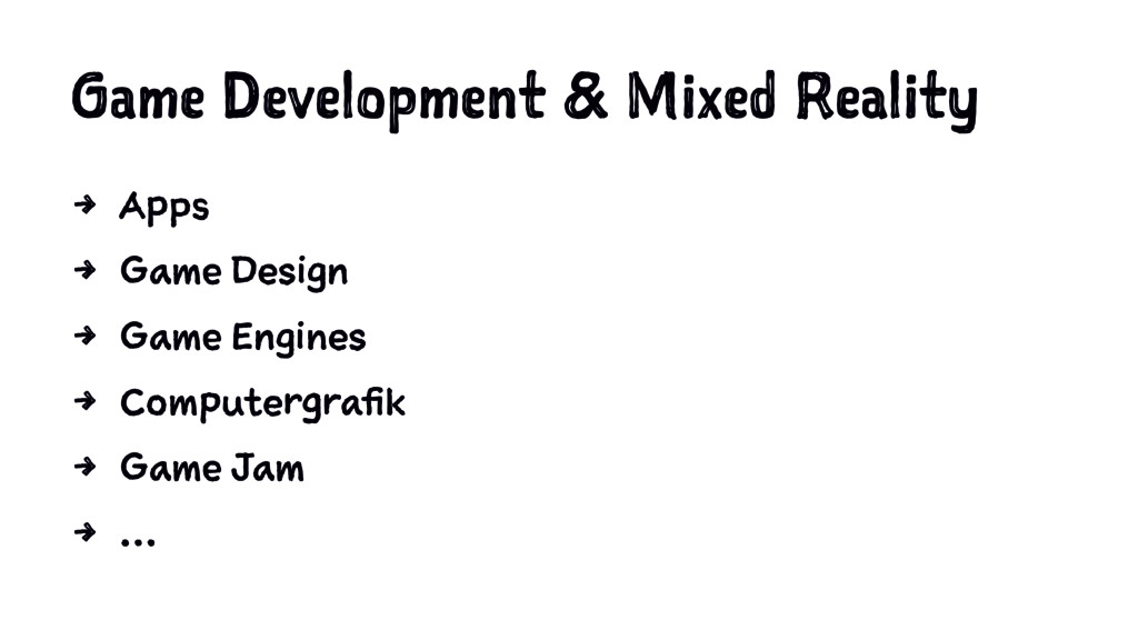 Game Development & Mixed Reality 4 Apps 4 Game ...