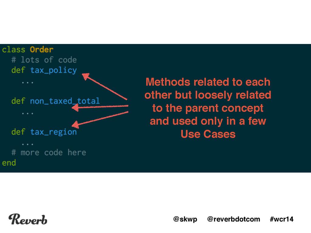 @skwp @reverbdotcom #wcr14 Methods related to e...