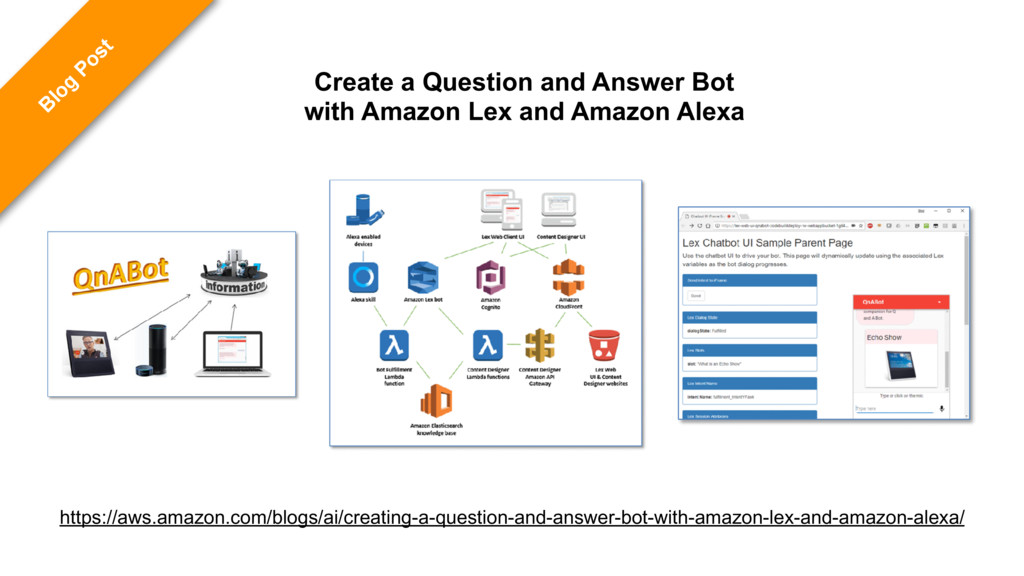 B log Post Create a Question and Answer Bot wit...