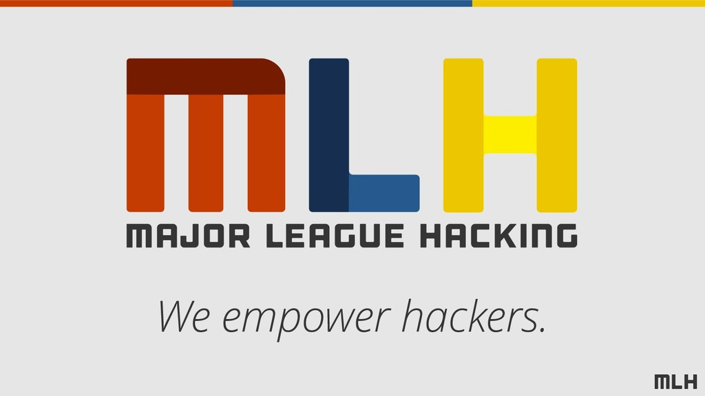We empower hackers.