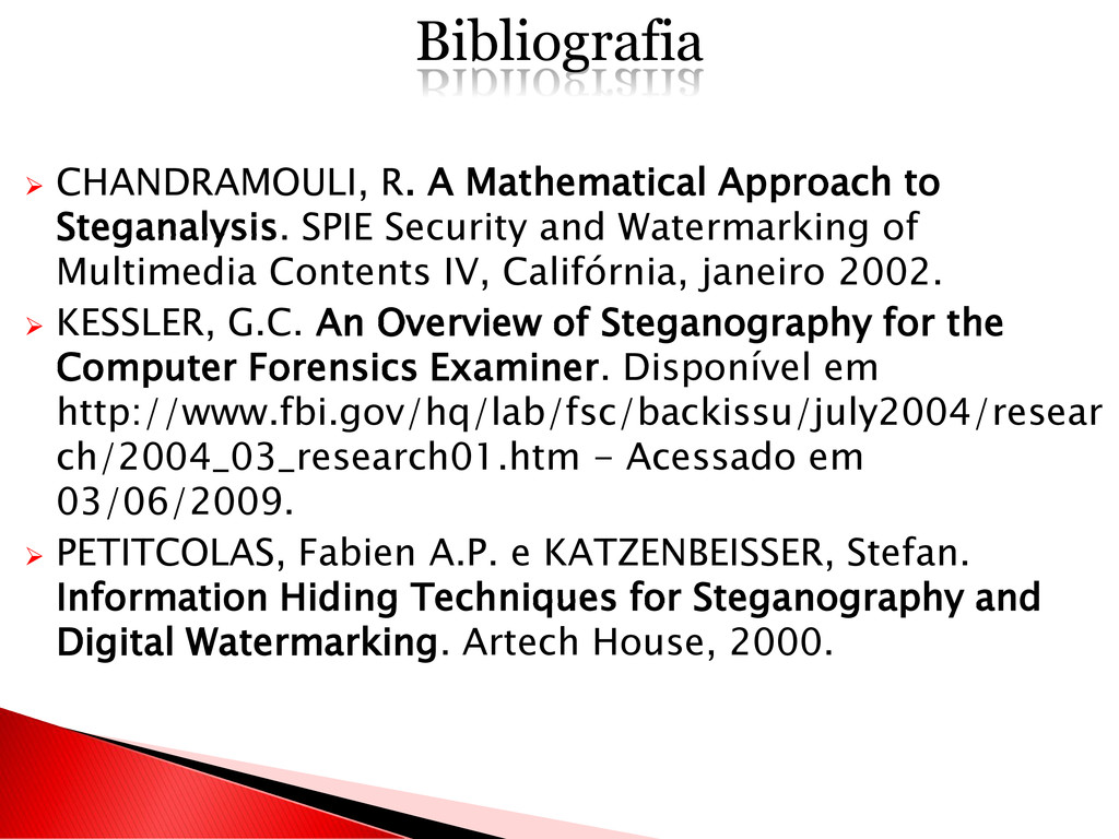  CHANDRAMOULI, R. A Mathematical Approach to S...