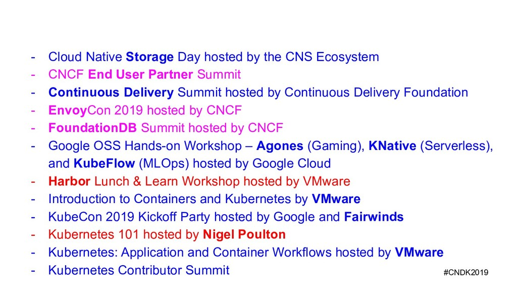 - Cloud Native Storage Day hosted by the CNS Ec...