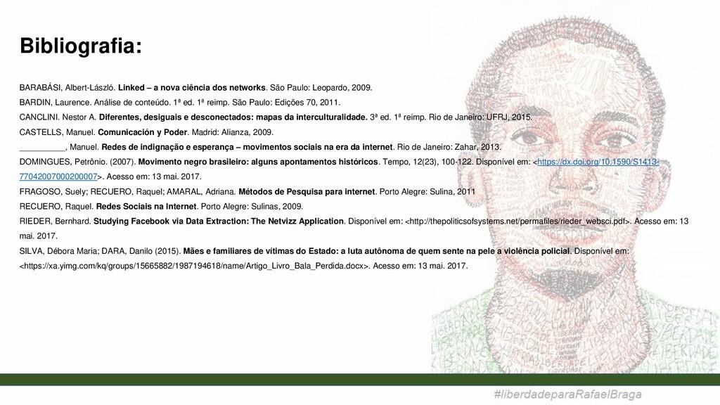 Bibliografia: BARABÁSI, Albert-László. Linked –...