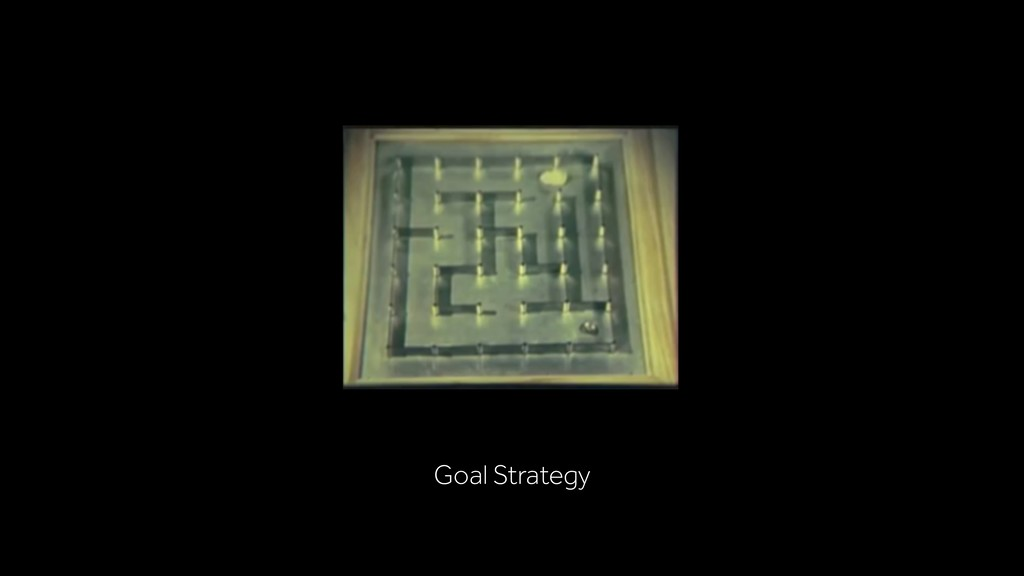 Goal Strategy