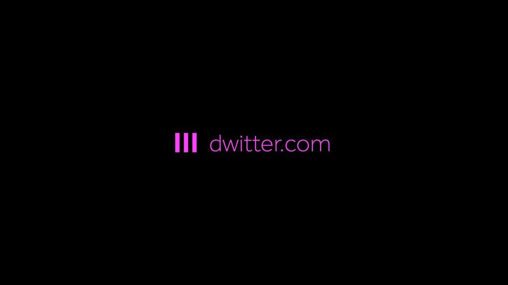 dwitter.com