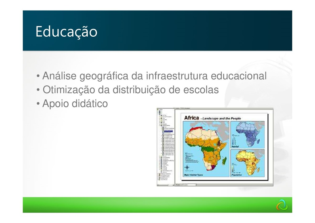 • Análise geográfica da infraestrutura educacio...