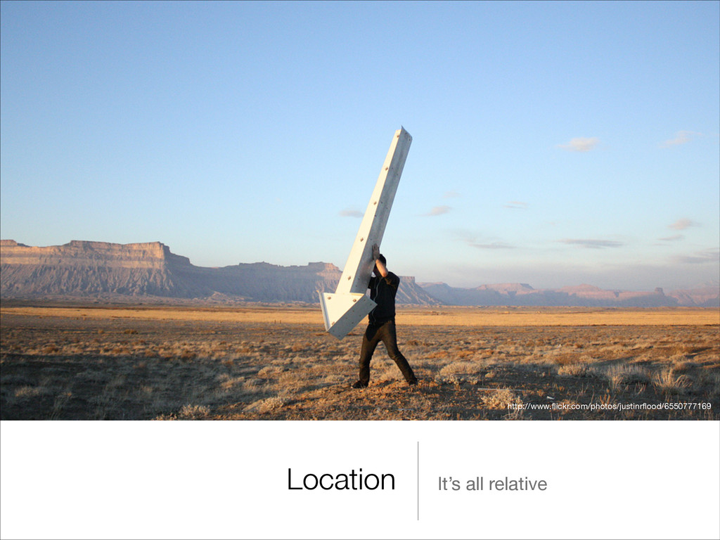 Location It's all relative http://www.flickr.com...