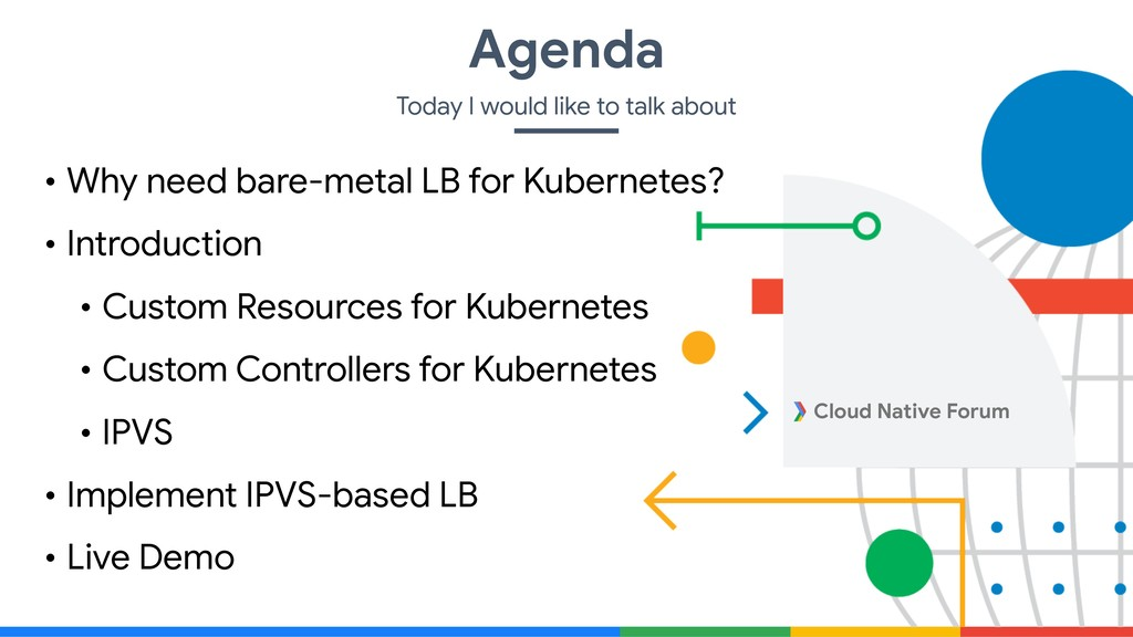 • Why need bare-metal LB for Kubernetes?  • Int...
