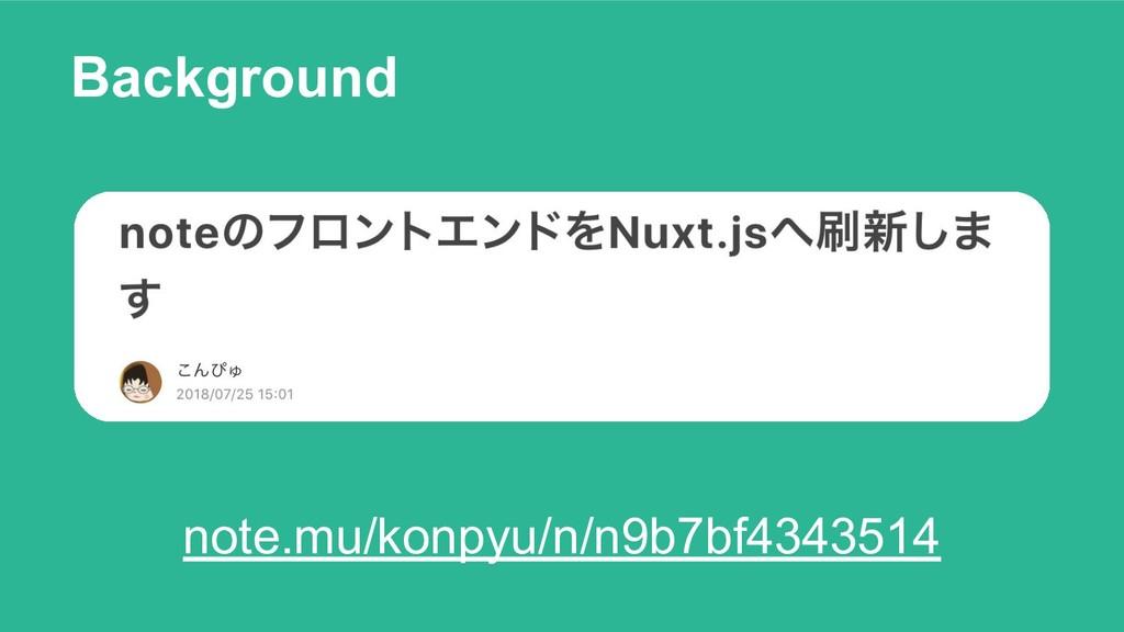 note.mu/konpyu/n/n9b7bf4343514 Background
