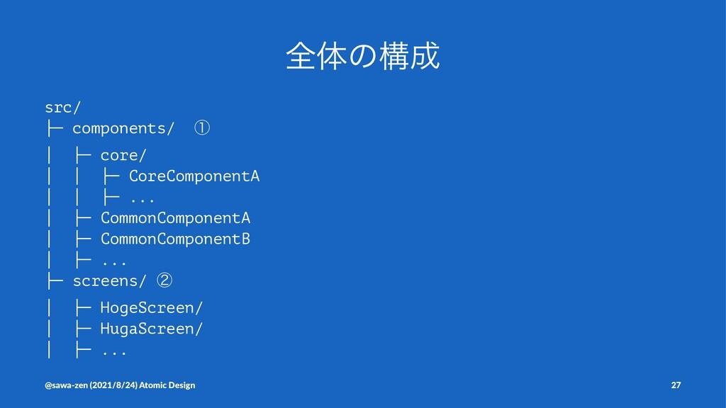 શମͷߏ src/ ├─ components/ ᶃ │ ├─ core/ │ │ ├─ C...