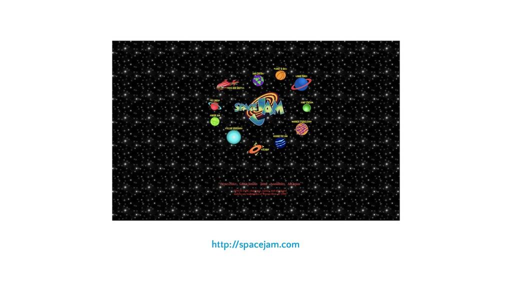 http://spacejam.com