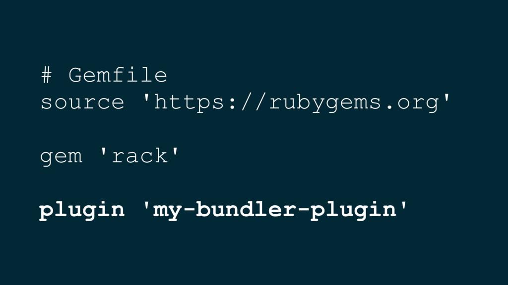 # Gemfile source 'https://rubygems.org' gem 'ra...