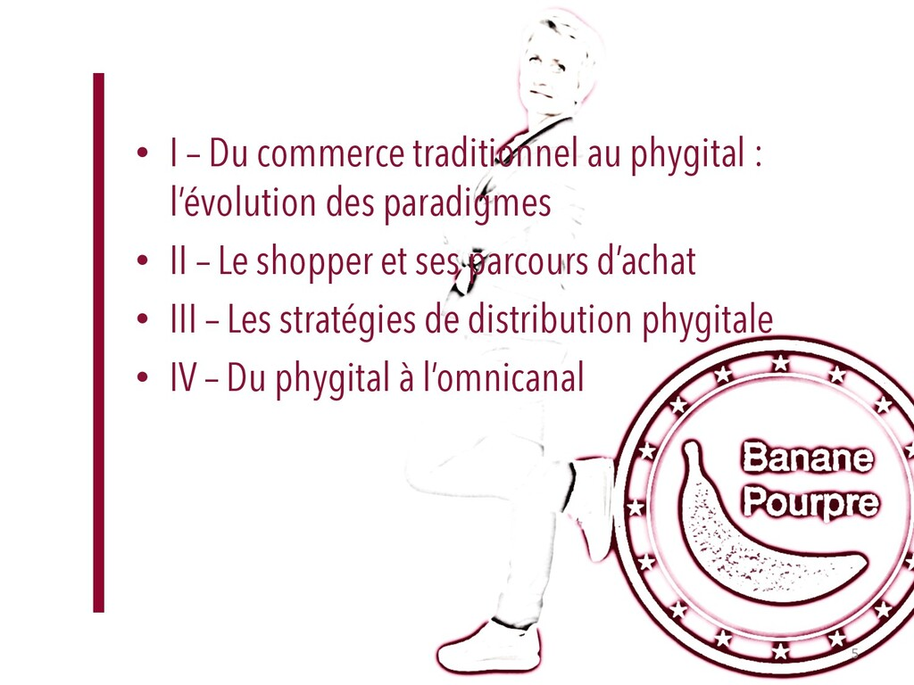 • I – Du commerce traditionnel au phygital : l'...