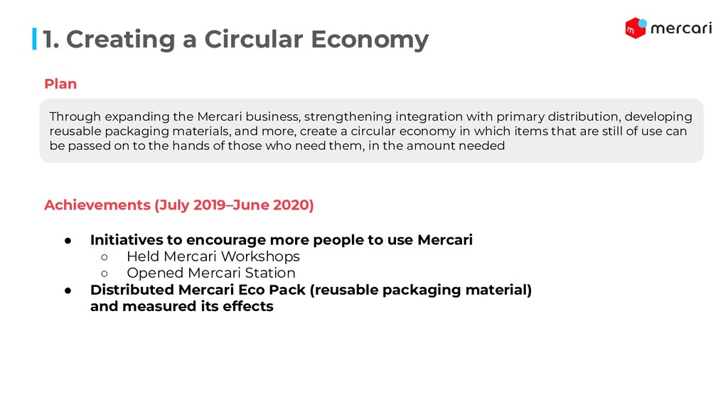 1. Creating a Circular Economy Through expandin...
