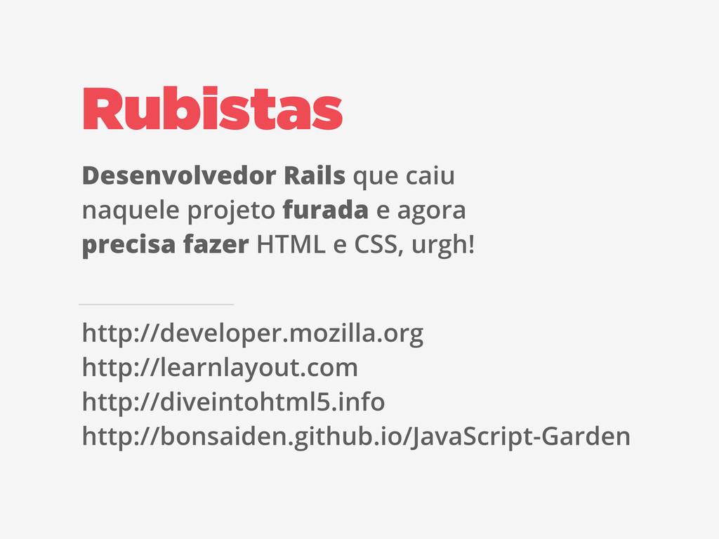 Rubistas http://developer.mozilla.org http://le...