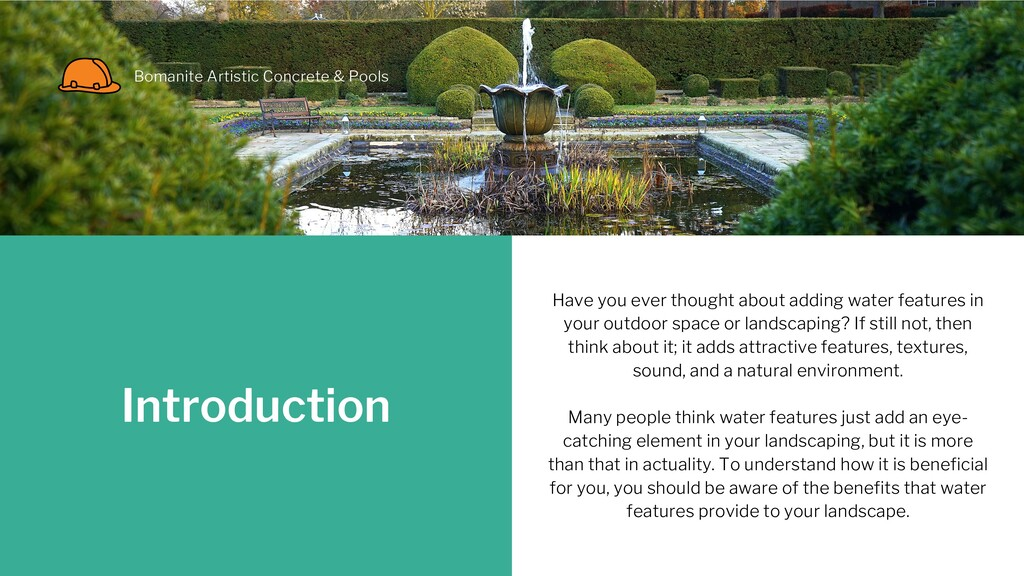 Introduction Have you ever thought about adding...