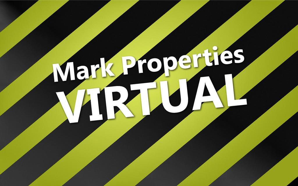 Mark Properties VIRTUAL