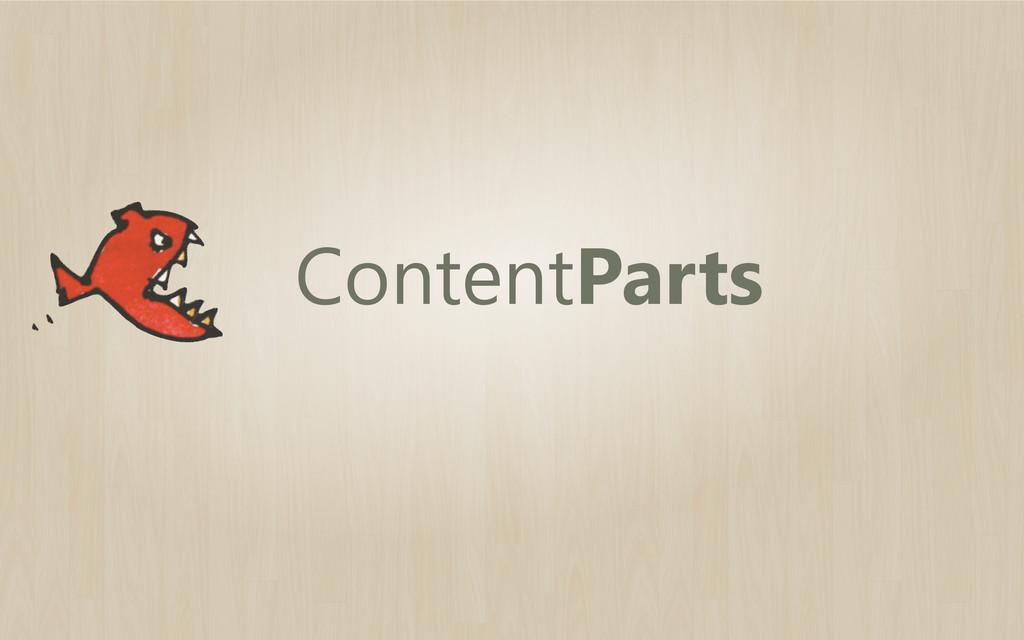 ContentParts