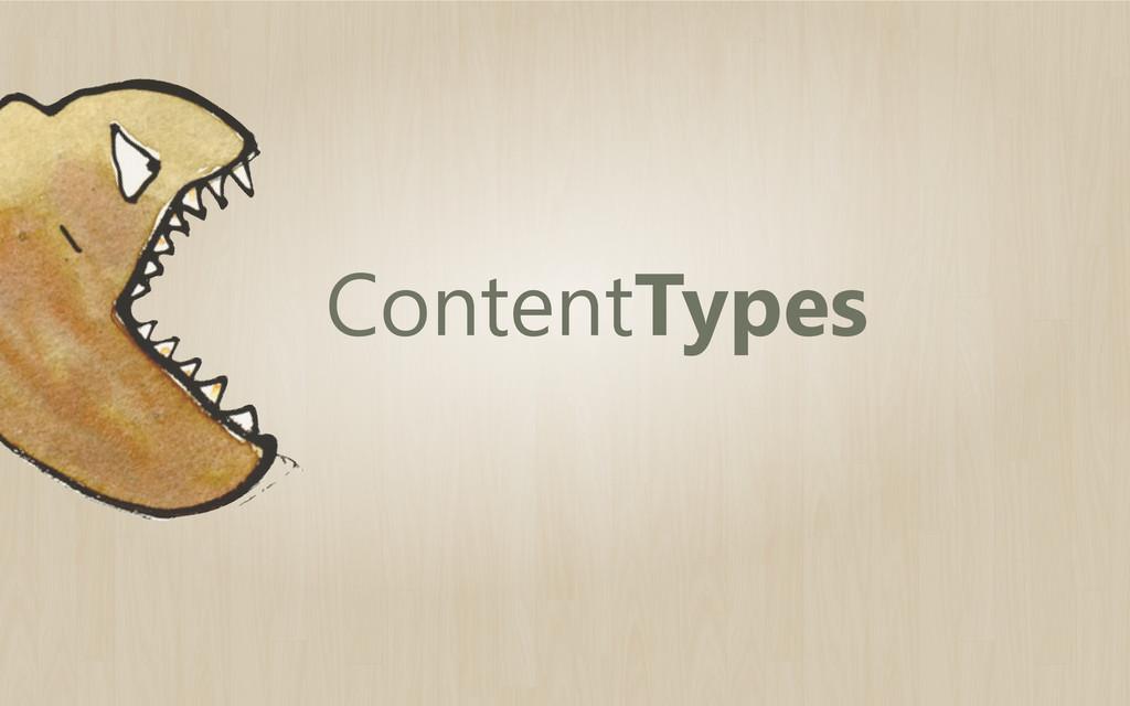 ContentTypes